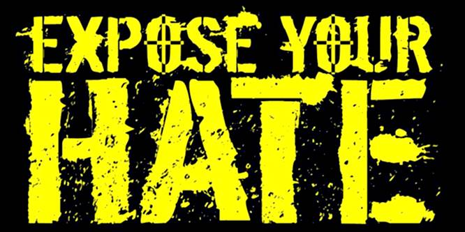 Expose Your Hate - Logo
