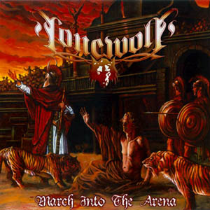 Lonewolf - March into the Arena