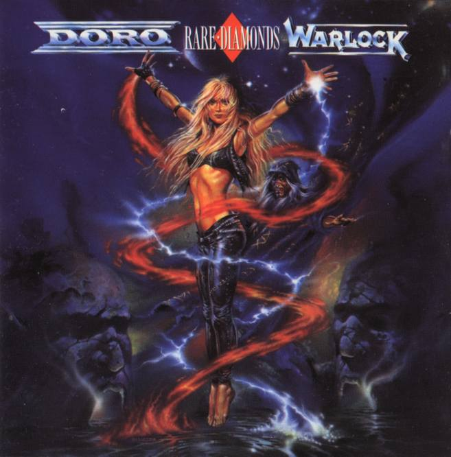 Warlock / Doro - Rare Diamonds