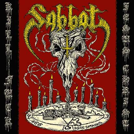 Sabbat - Kill Fuck Jesus Christ