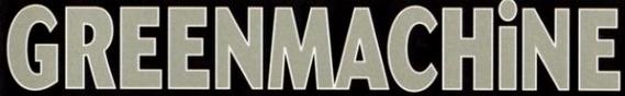 Greenmachine - Logo