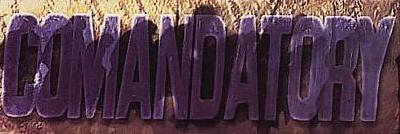 Comandatory - Logo
