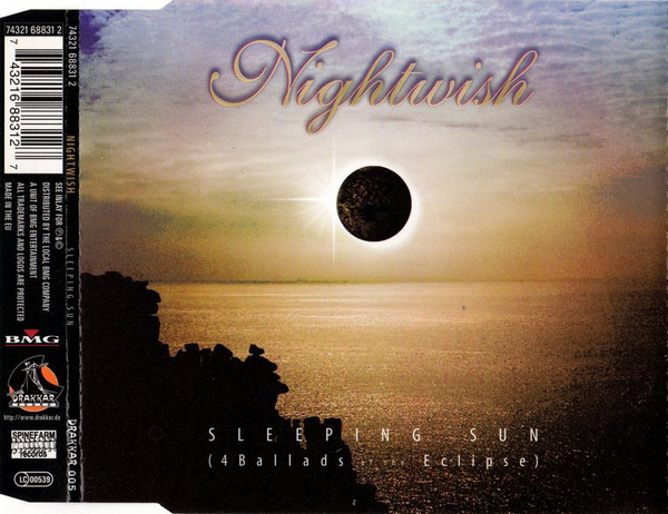 Nightwish - Sleeping Sun (4 Ballads of the Eclipse)