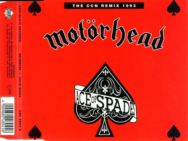 Motörhead - Ace of Spades - The CCN Remix 1993