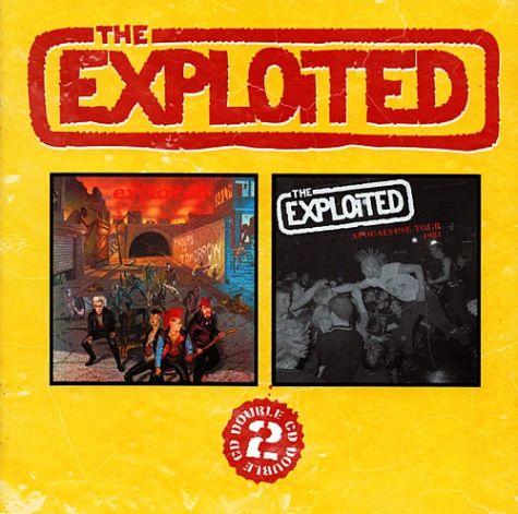 The Exploited - Troops of Tomorrow / Apocalypse Tour 1981