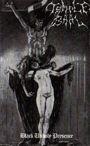 Temple of Baal - Black Unholy Presence
