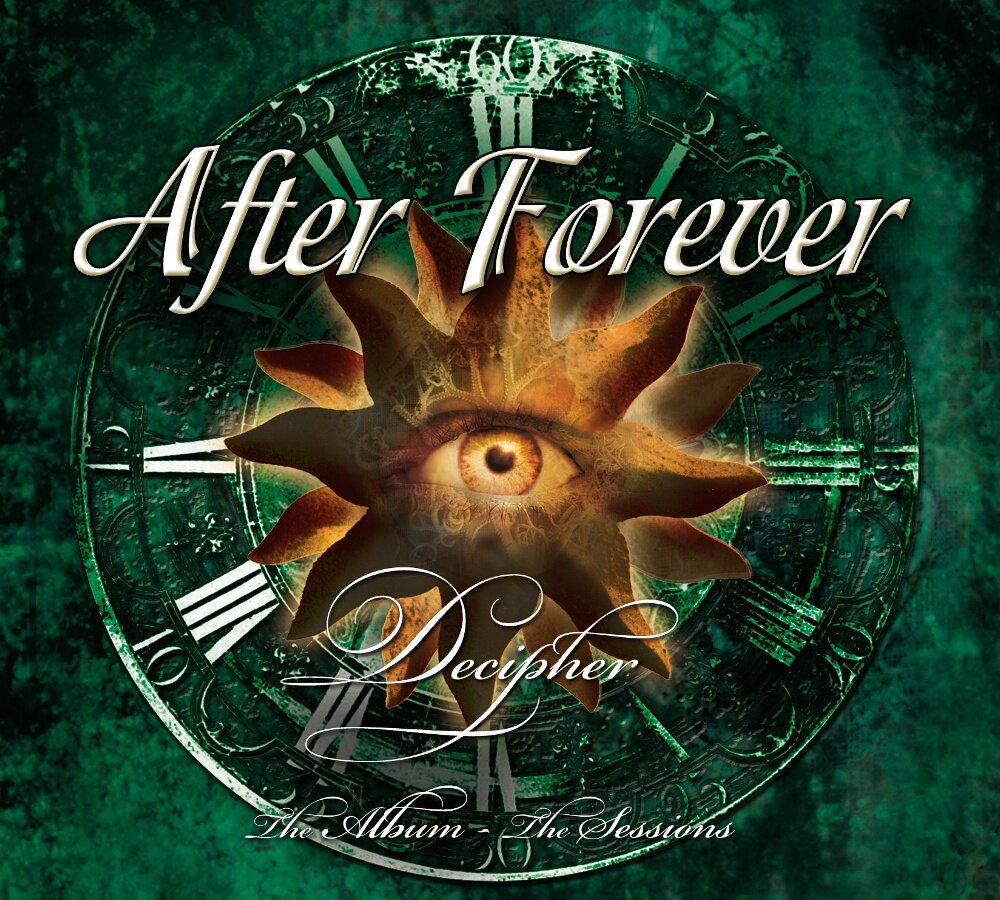 After Forever - Decipher: The Album - The Sessions