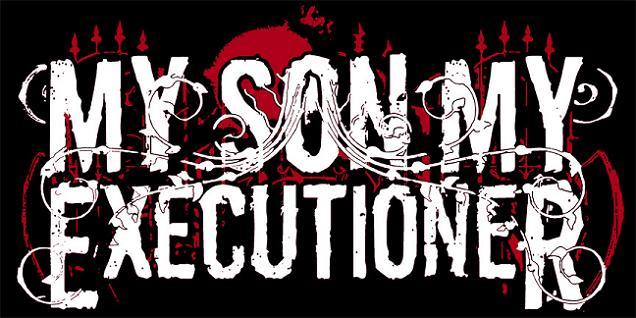 My Son My Executioner - Logo