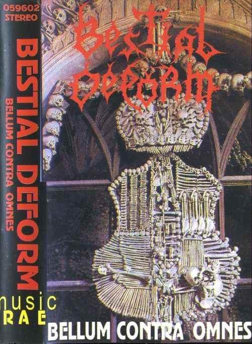 Bestial Deform - Bellum Contra Omnes