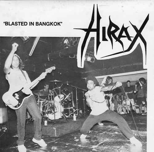 Hirax - Blasted in Bangkok