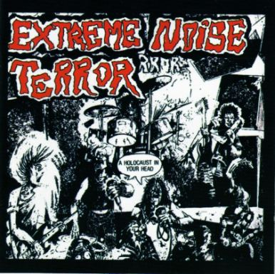 Extreme Noise Terror - A Holocaust in Your Head / In It for Life