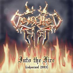 Clenched Fist - Into the Fire