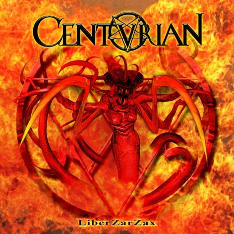 Centurian - Liber ZarZax