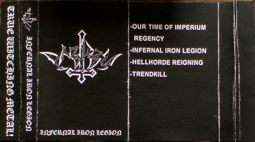 Pazuzu - Infernal Iron Legion