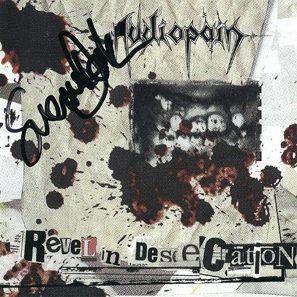 Audiopain - Revel in Desecration