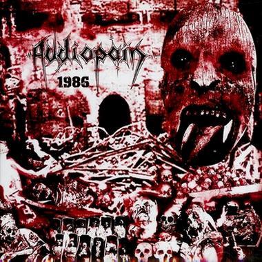 Audiopain - 1986