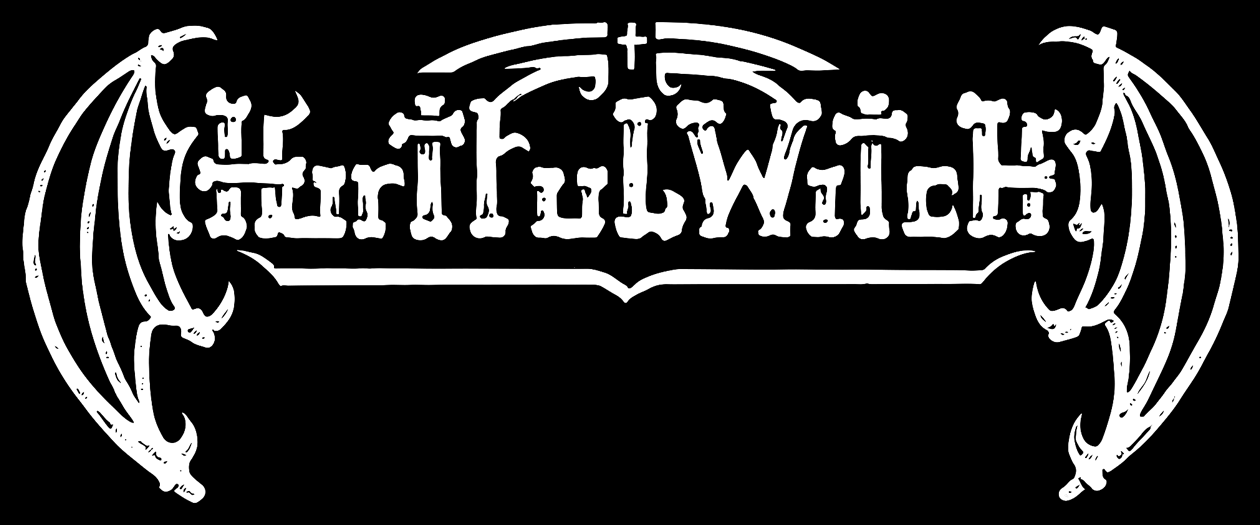 Hurtful Witch - Logo