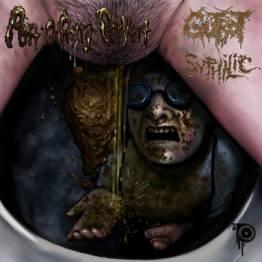 Gutrot / Syphilic - Portopotty Pervert