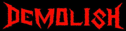 Demolish - Logo