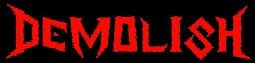 Demolish - Logo