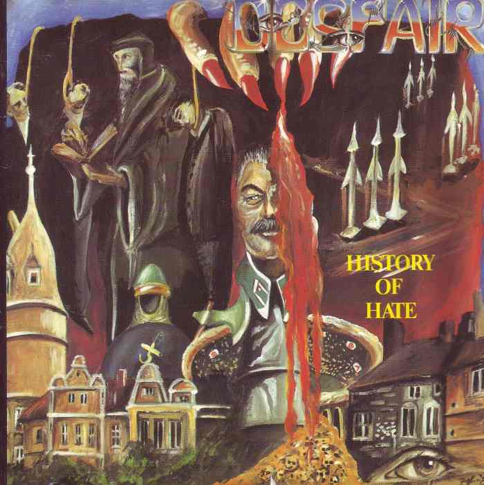 Despair - History of Hate