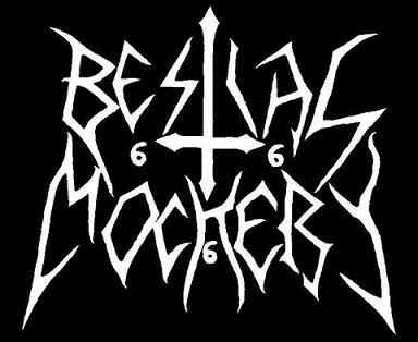 Bestial Mockery - Logo