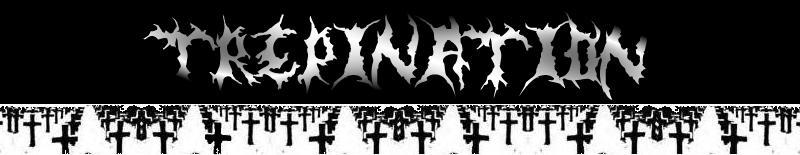 Trepination - Logo