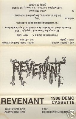 Revenant - Asphyxiated Time