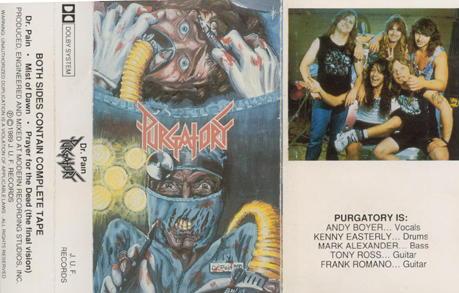 Purgatory - Dr. Pain