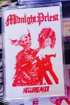 Midnight Priest - Hellbreaker - Demo XXIV