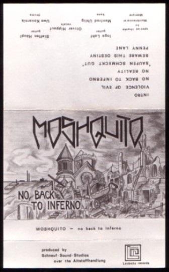 Moshquito - No Back to Inferno