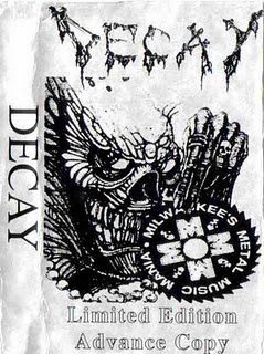 Decay - Milwaukee Fest Advance Sampler