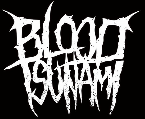 Blood Tsunami - Logo