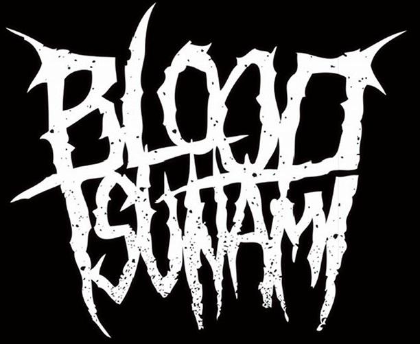 Blood Tsunami - Logo