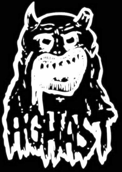 Aghast - Logo