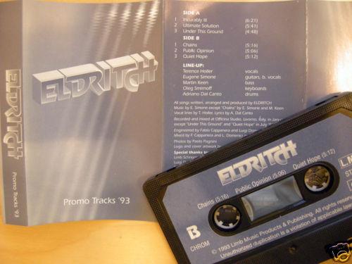 Eldritch - Promo Tracks '93