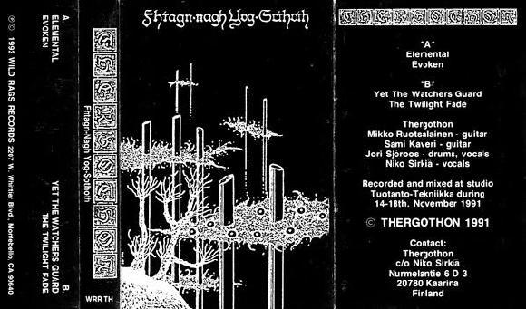 Thergothon - Fhtagn-nagh Yog-Sothoth