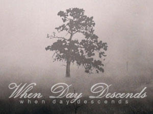When Day Descends - Logo