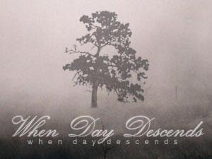 When Day Descends - Logo