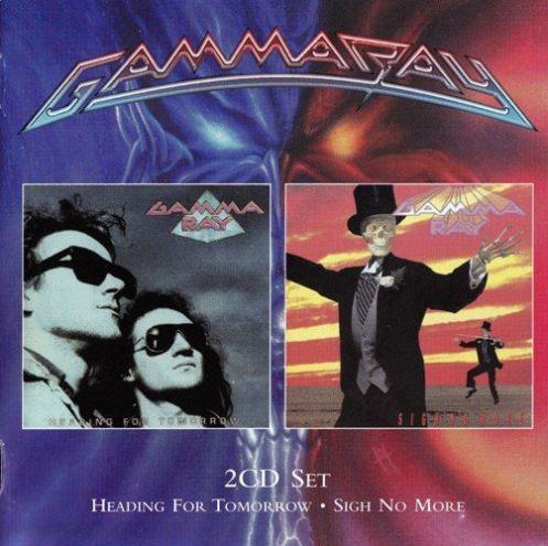 Gamma Ray - Heading for Tomorrow / Sigh No More