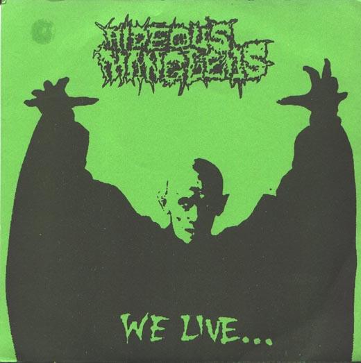 Hideous Mangleus - We Live...