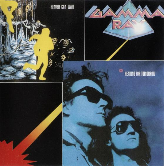 Gamma Ray - Heading for Tomorrow / Heaven Can Wait
