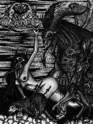 Goathammer - XIX Pentacles, XCII Legions...