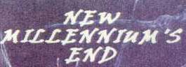 New Millennium's End - Logo