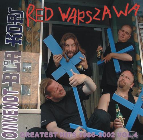 Red Warszawa - Omvendt blå kors