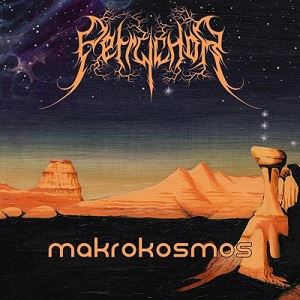 Petrychor - Makrokosmos