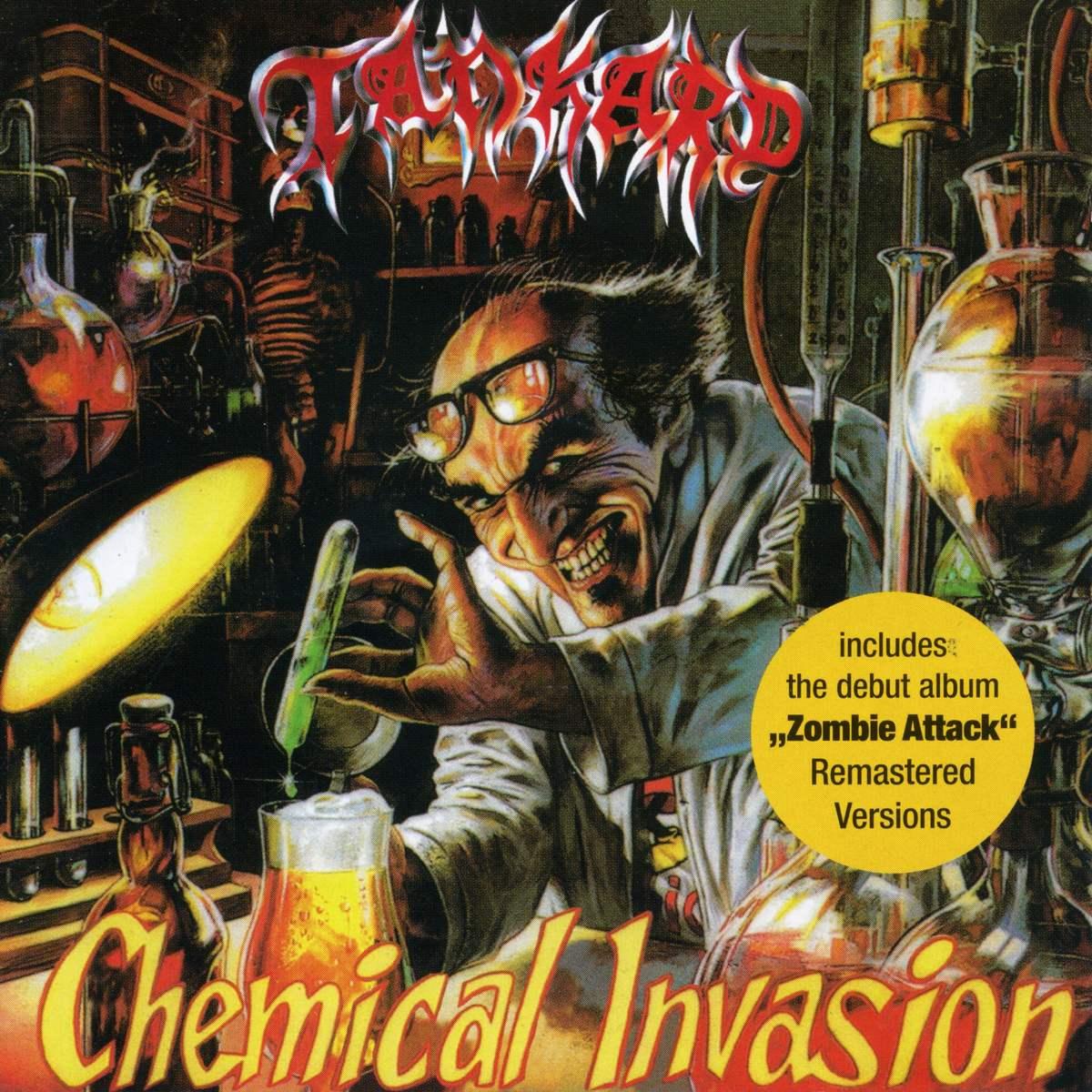 Tankard - Chemical Invasion / Zombie Attack