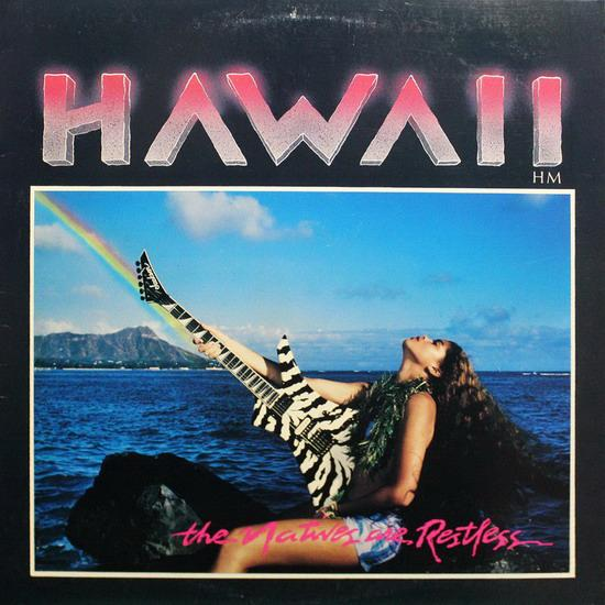 Hawaii - The Natives Are Restless