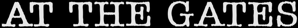 At the Gates - Logo