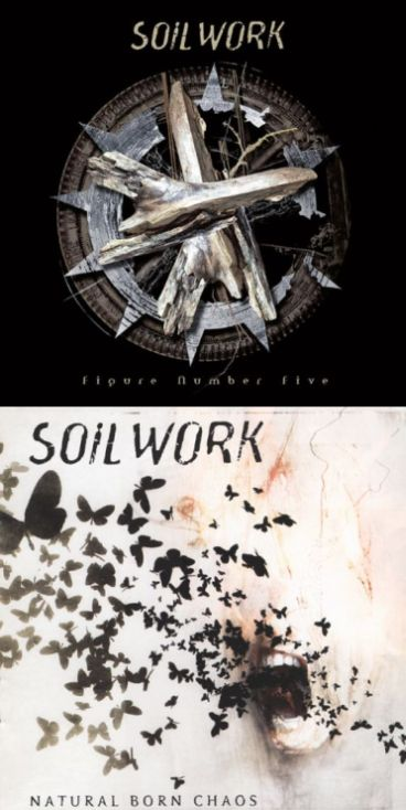 Soilwork - Figure Number Five / Natural Born Chaos